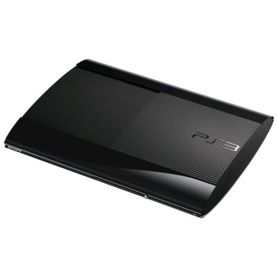 Sony PlayStation 3 Super Slim CECH-4208CSC2/GT5/M/C