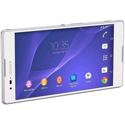 Sony Xperia T2 Ultra dual White