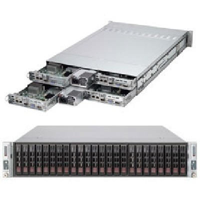 SuperMicro SYS-2027TR-HTQRF