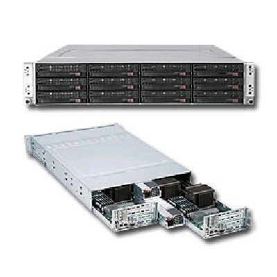 SuperMicro SYS-6026TT-D6IBQRF