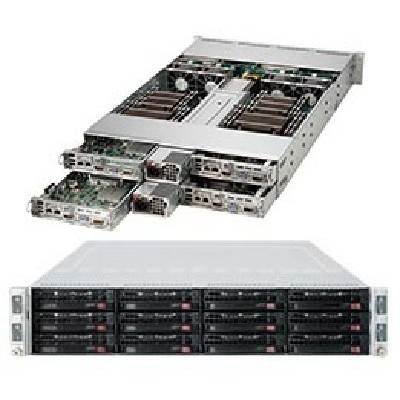 SuperMicro SYS-6027TR-HTRF