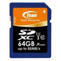 Team Group 64GB TSDXC64GU8501