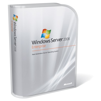 Microsoft Windows Server Enterprise 2008 P72-04216