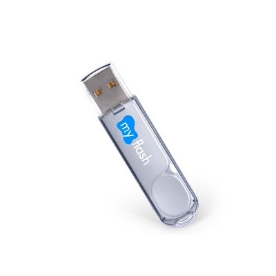 A-Data 4GB PD2 Silver