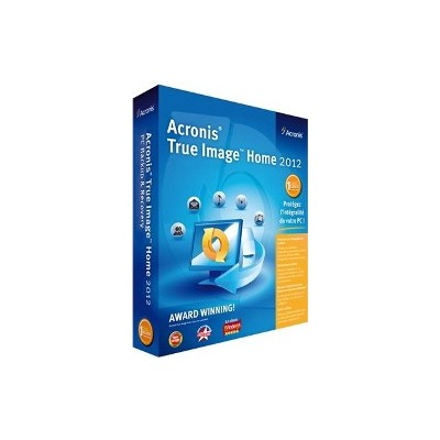 Acronis True Image Home 2012 PC Backup & Recovery box 4601546096005