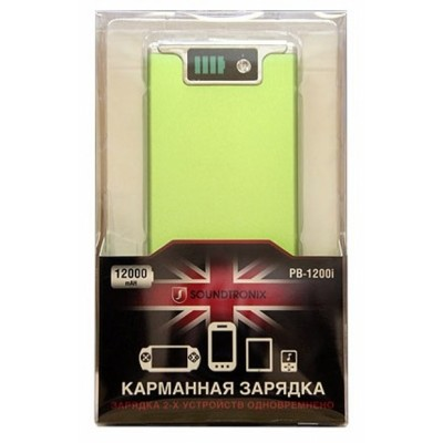Аккумулятор Soundtronix PowerBanks PB-1200