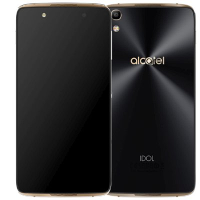 Alcatel OneTouch IDOL 4 6055K Gold