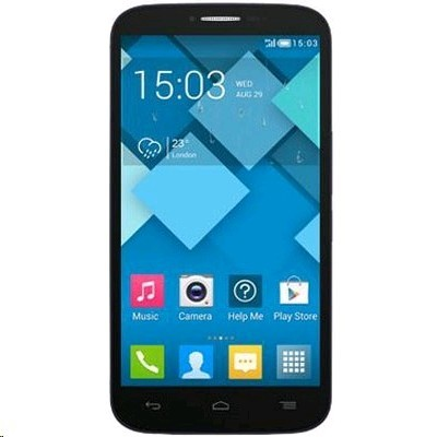 Alcatel POP C9 7047D Bluish Black