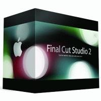 Apple Final Cut Studio 2 Upg from FCP 1-3, Production Suite MA887Z-A