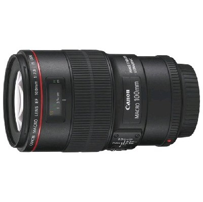 Canon EF 100MM 2.8L IS USM MACRO 3554B005