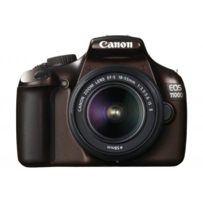 Canon EOS 1100D Kit Brown