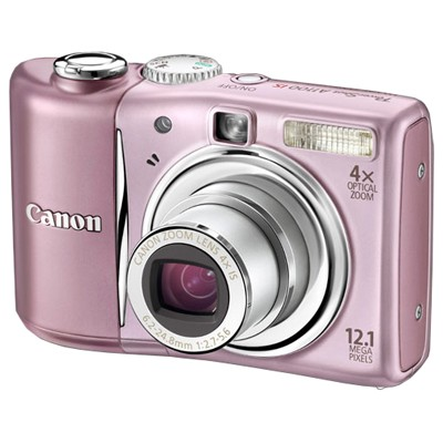 Canon PowerShot A1100 IS Pink