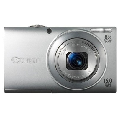 Canon PowerShot A4000 IS Silver