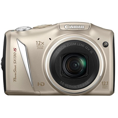 Canon PowerShot SX130 IS Silver