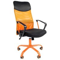 Chairman 610 CMet Black-Orange