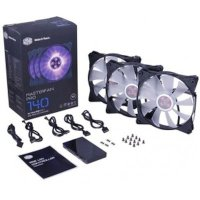 Cooler Master MasterFan Pro 140 Air Flow RGB 3 in 1 MFY-F4DC-083PC-R1