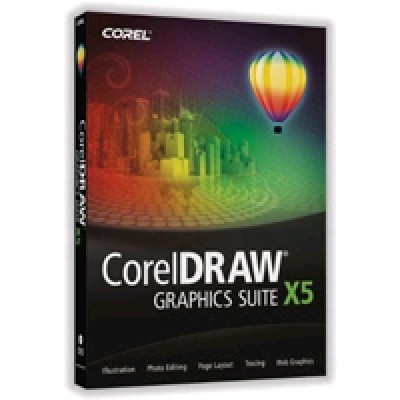 CorelDRAW Graphics Suite X5 Guidebook BOX HCGBCDGSX5RU