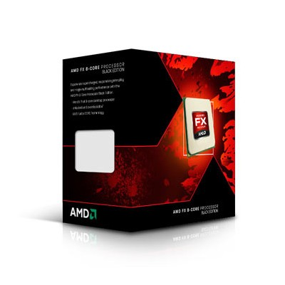 CPU AMD X8 FX-8120 BOX