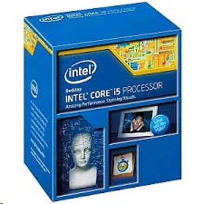 Intel Core i5 4460 BOX