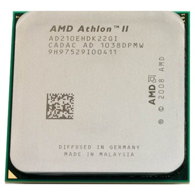 CPU Socket AM3 AMD Athlon II X2 210 OEM