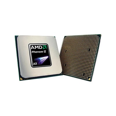 CPU Socket AM3 AMD Phenom II X3 720 OEM