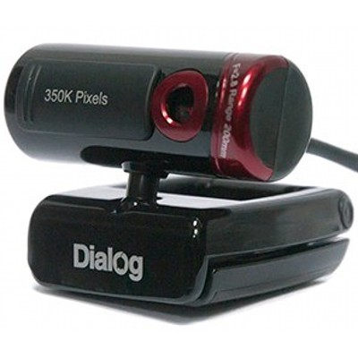 Dialog WC-20 Black/Red