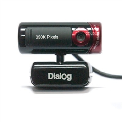 Dialog WC-20U Black/Red