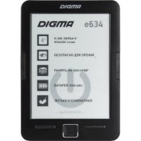 Digma E634 Black 4GB