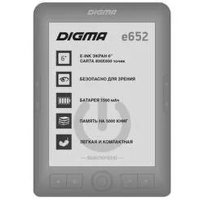 Digma E652 Grey 4GB