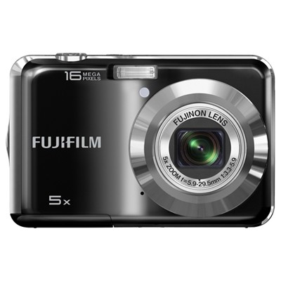 FujiFilm FinePix AX350 Black