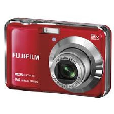 FujiFilm FinePix AX650 Red