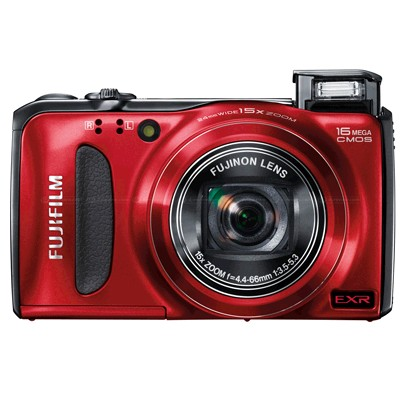 FujiFilm FinePix F500EXR Red