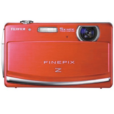 FujiFilm FinePix Z90 Red