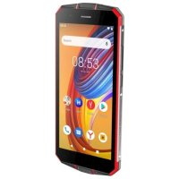 Смартфон Haier Titan T1 Black-Red