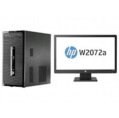 HP ProDesk 400 G2 Bundle L9T40EA