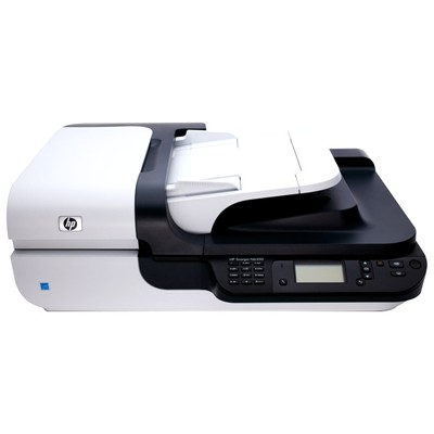 HP ScanJet N6350