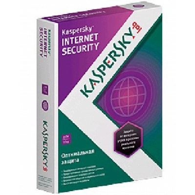 Kaspersky Internet Security Russian Edition KL1849ROBFR