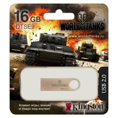 Kingston 16GB DataTraveler DTSE9H-16GB-WT
