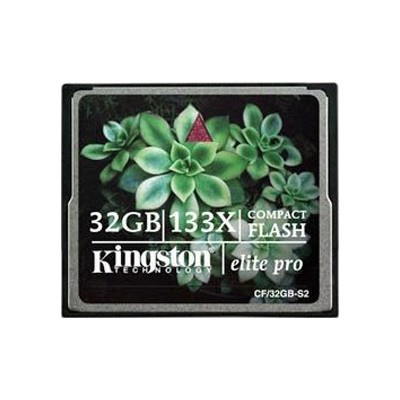 Kingston 32GB CF-32GB-S2