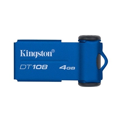 Kingston 4GB DataTraveler DT108-4GBZ