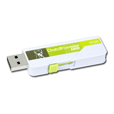 Kingston 4GB Pen Drives USB DT120-4GB
