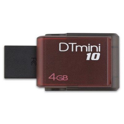 Kingston 4GB Pen Drives USB DTM10-4GB