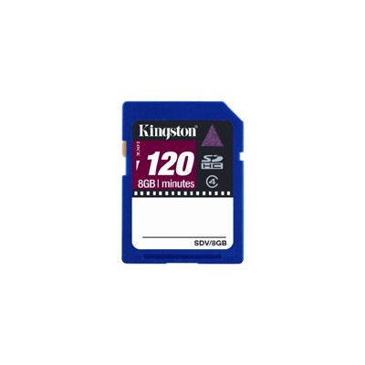 Kingston 8GB Class 4 SDV-8GB