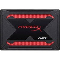 SSD диск Kingston HyperX Fury RGB 480Gb SHFR200/480G