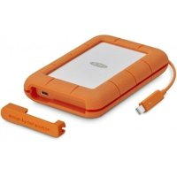 Lacie Rugged Thunderbolt USB-С 500Gb STFS500400