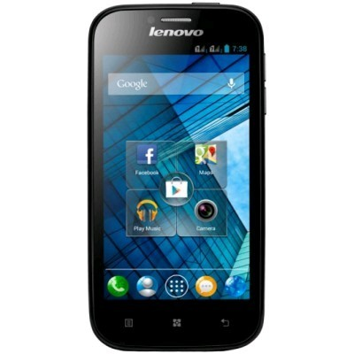 Lenovo IdeaPhone A706 Black