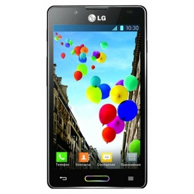 LG Optimus L7 II P713 Black