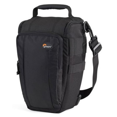 LowePro Toploader Zoom 55 AW Black