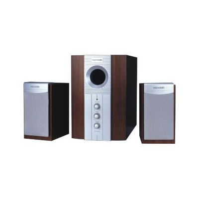 Microlab M-890 Silver/Brown