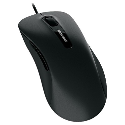 Microsoft Comfort Mouse 6000 for business Black